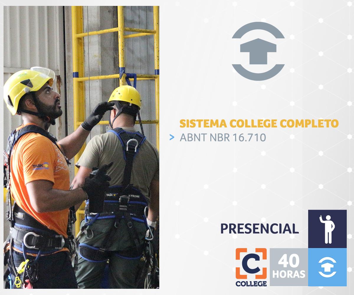 SISTEMA COLLEGE COMPLETO - N1, N2 E N3C