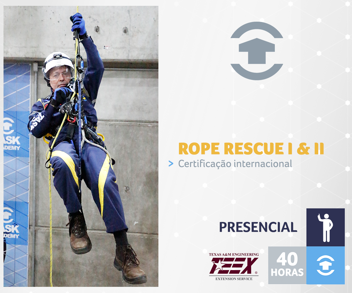 ROPE RESCUE I & II