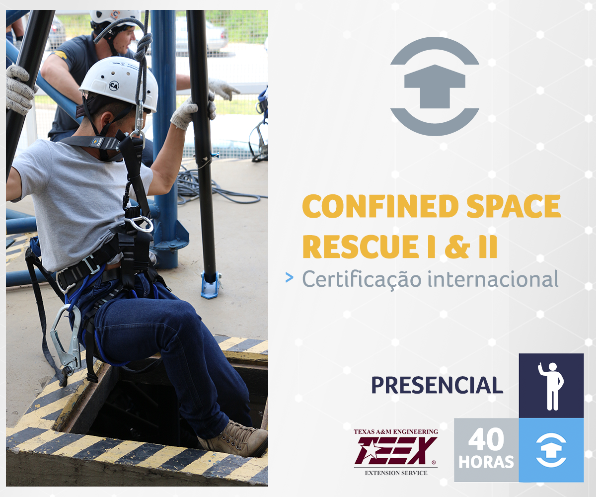 CONFINED SPACE RESCUE I & II