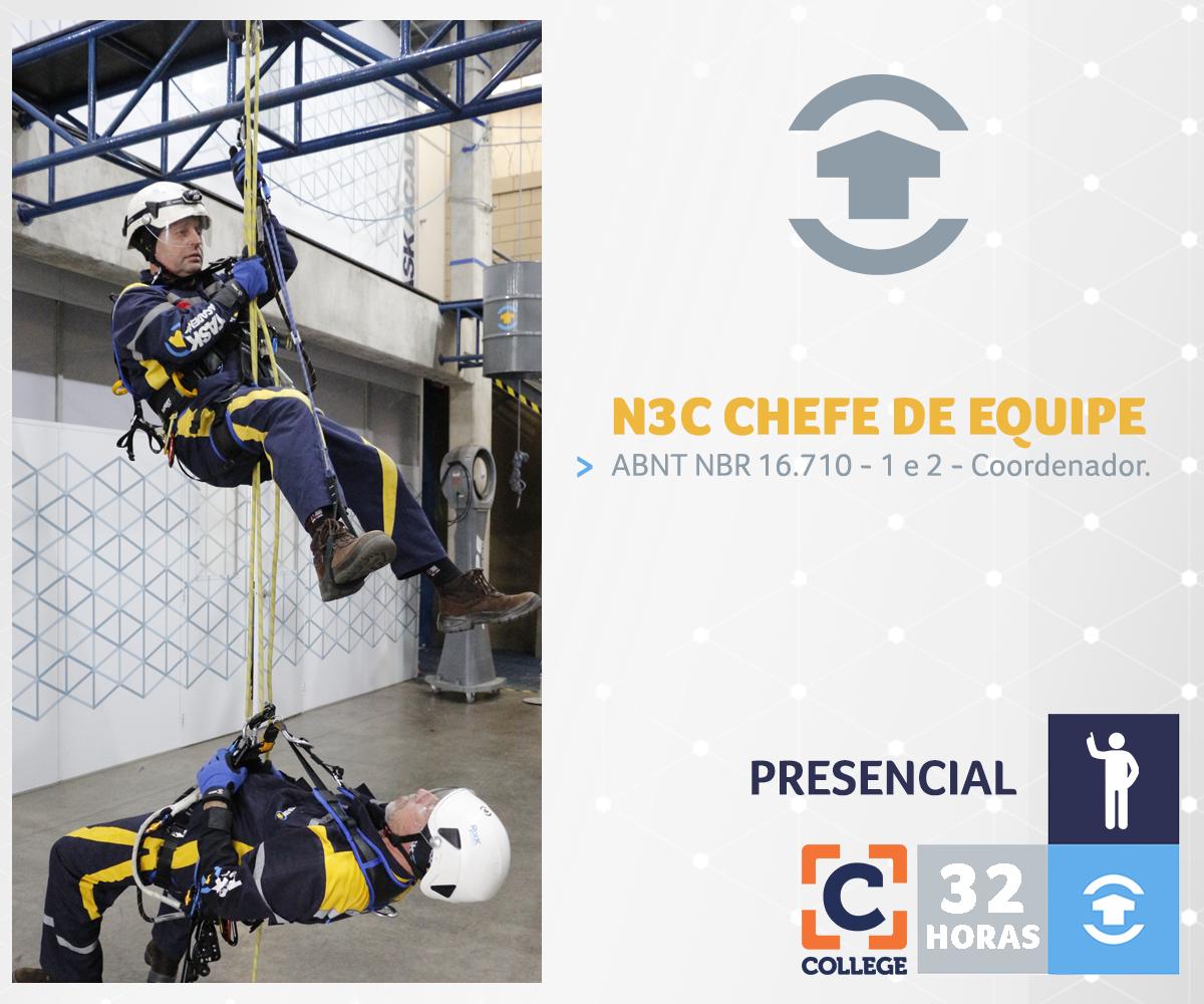 N3C  CHEFE DE EQUIPE